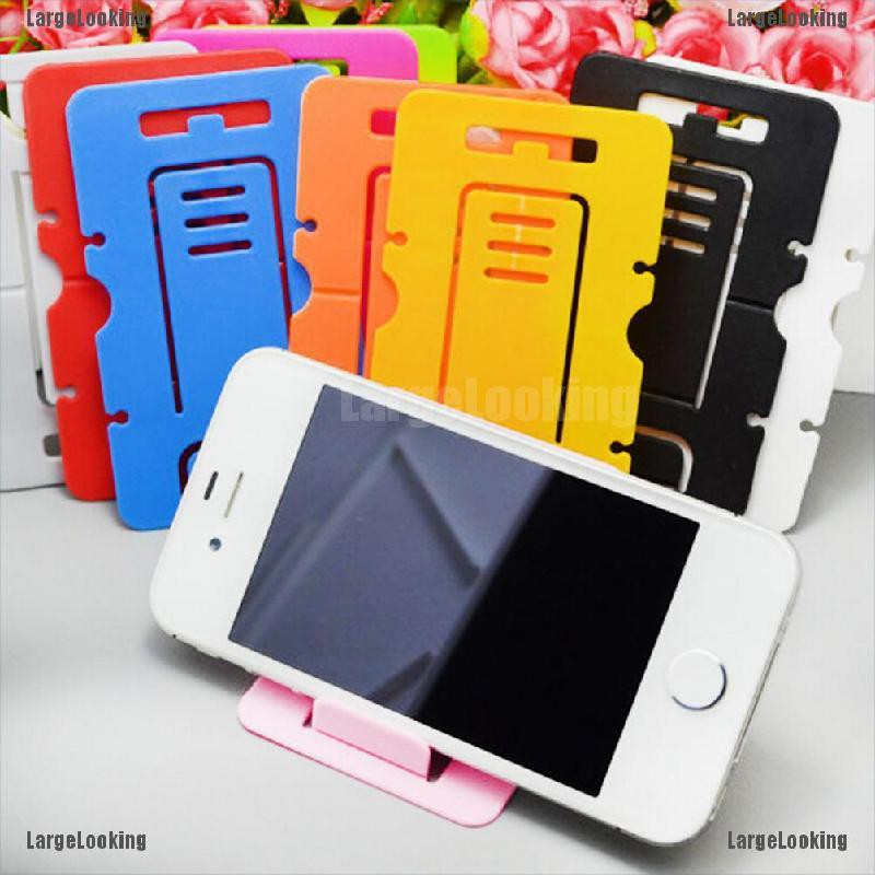 Giá Đỡ Điện Thoại Để Bàn Có Thể Gấp Gọn Cho Iphone 6 Samsung