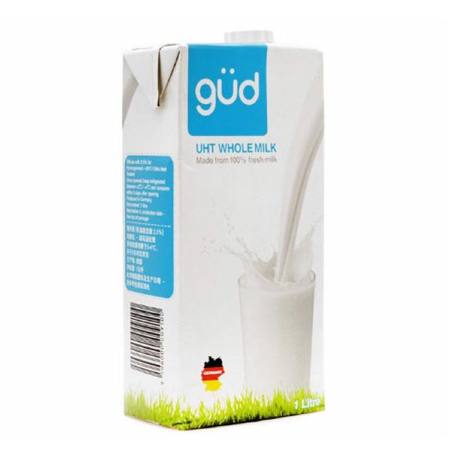 Sữa tươi nguyên kem Gud của Đức 1 lít - 3091544 , 1261566607 , 322_1261566607 , 34000 , Sua-tuoi-nguyen-kem-Gud-cua-Duc-1-lit-322_1261566607 , shopee.vn , Sữa tươi nguyên kem Gud của Đức 1 lít