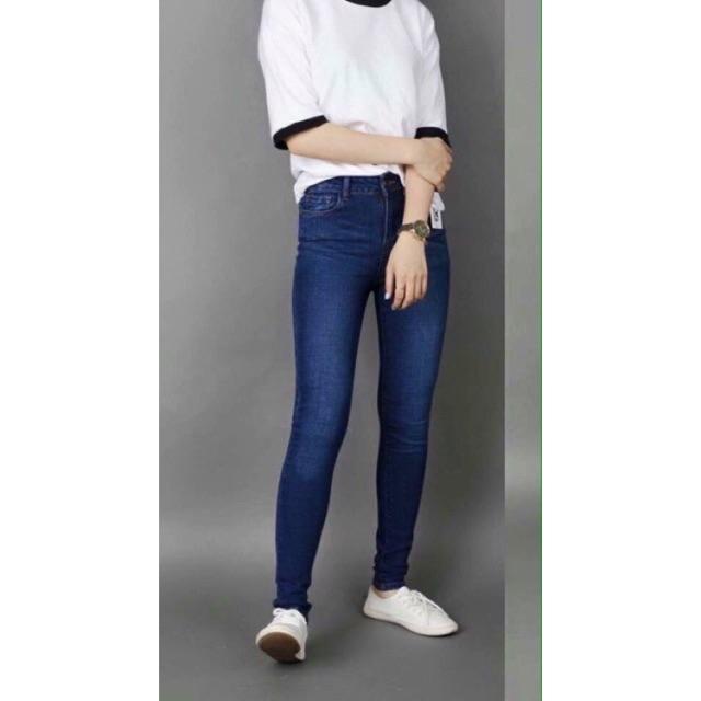 Combo 3 quần jean co dãn mạnh (dành cho khách sỉ order)