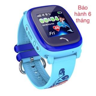 Đồng hồ đv GPS trẻ em Prokids DF25G (Chống nước IP67)
