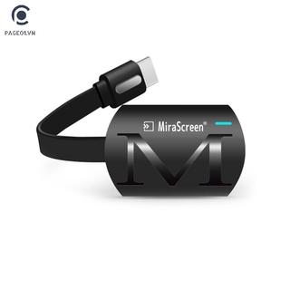 G4 Wireless HDMI Dongle HD 1080P TV Stick WiFi Media Player Miracast Adapter