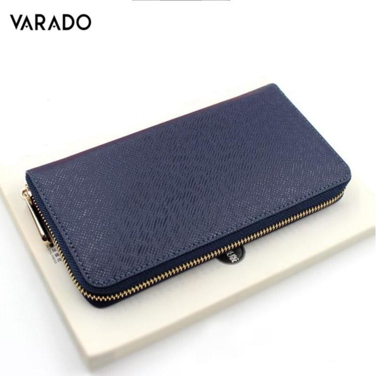 Ví da nam cầm tay VARADO VD014 cao cấp thời trang