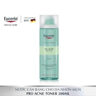 Nước cân bằng Eucerin Pro Acne dành cho da mụn 200ml-28