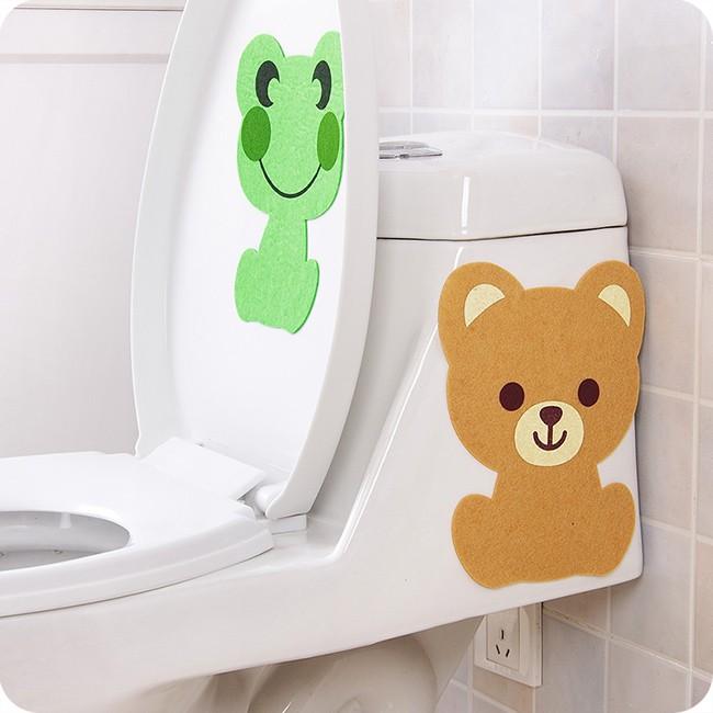 Sỉ 10 tấm dán khử mùi nhà vệ sinh