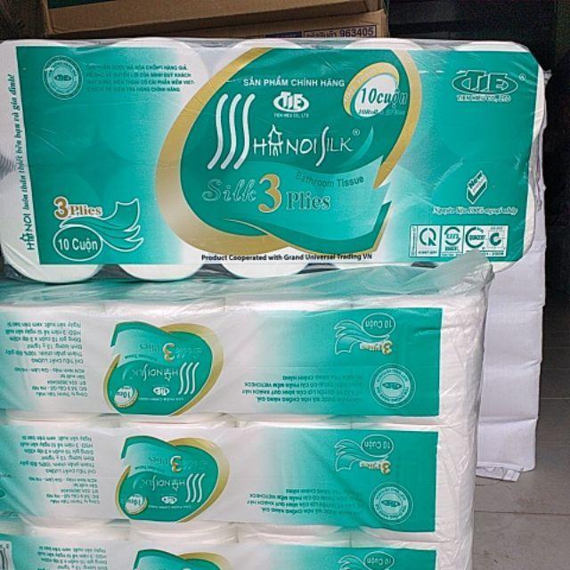 Giấy vệ sinh Hà Nội Silk