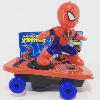 Đồ chơi người nhện trượt ván cho bé shop anhnam