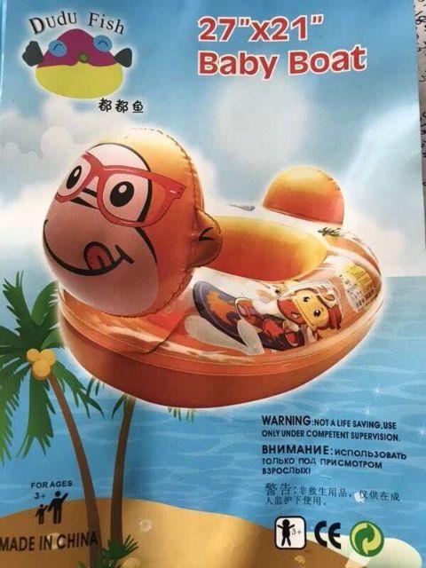 Phao bơi hình thú siêu xinh