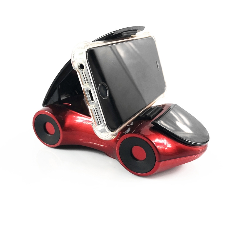 Paint Sports Car Mobile Phone Bracket with Aromatherapy Cars Interior Decoration Car Accessories
