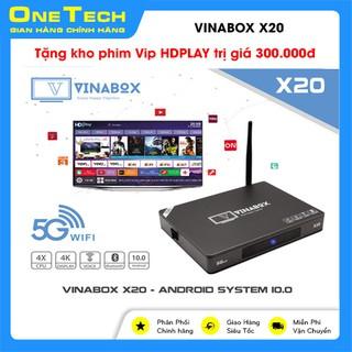 VINABOX X20 – ANDROID 10.0 – VINABOX MỚI NHẤT 2020 TÌM KIẾM GIỌNG NÓI