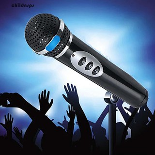 Girls Microphone Mic Karaoke Singing Kid Funny Gift Music Toy for Children