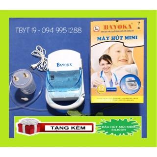 Máy hút mũi Bayoka (VN)-BS tai mũi họng khuyên dùng thumbnail