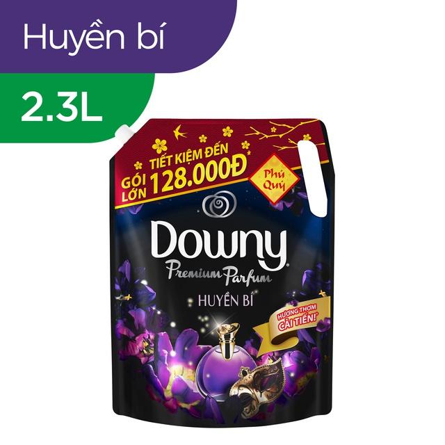 Downy Xả vải Túi 2.3L Hương Nước Hoa