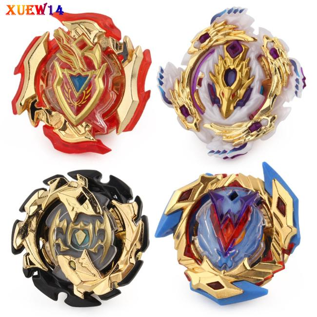 Cool Small Size Alloy Gyroscopic Beyblade without Transmitter Kids Toy