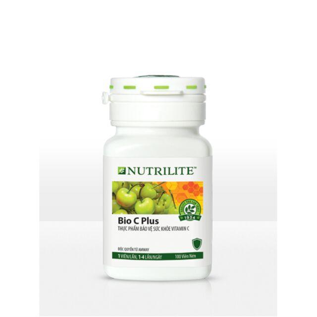 TP bảo vệ sức khỏe Vitamin C Nutrilite, (Vitamin C Amway) (100 viên) - 2629262 , 107041373 , 322_107041373 , 358000 , TP-bao-ve-suc-khoe-Vitamin-C-Nutrilite-Vitamin-C-Amway-100-vien-322_107041373 , shopee.vn , TP bảo vệ sức khỏe Vitamin C Nutrilite, (Vitamin C Amway) (100 viên)