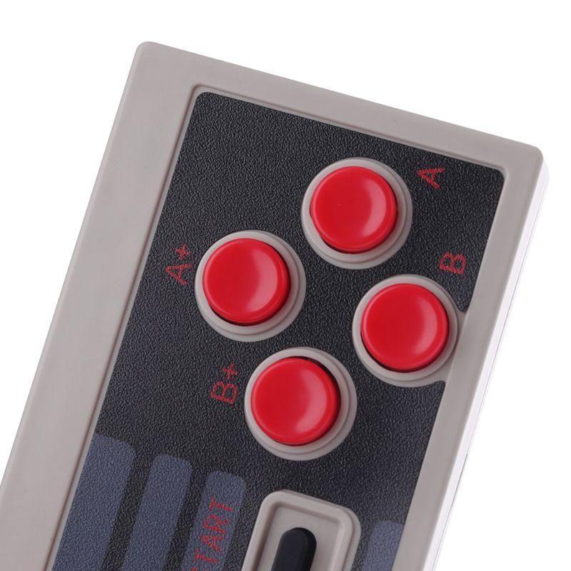 Tay Cầm Chơi Game Không Dây 2.4ghz 5m Nes Classic Edition