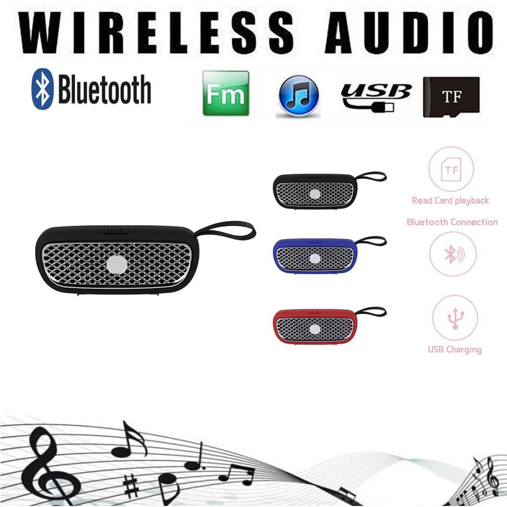 Portable Mini Wireless Speaker Player USB Radio Fm Bluetooth Speaker