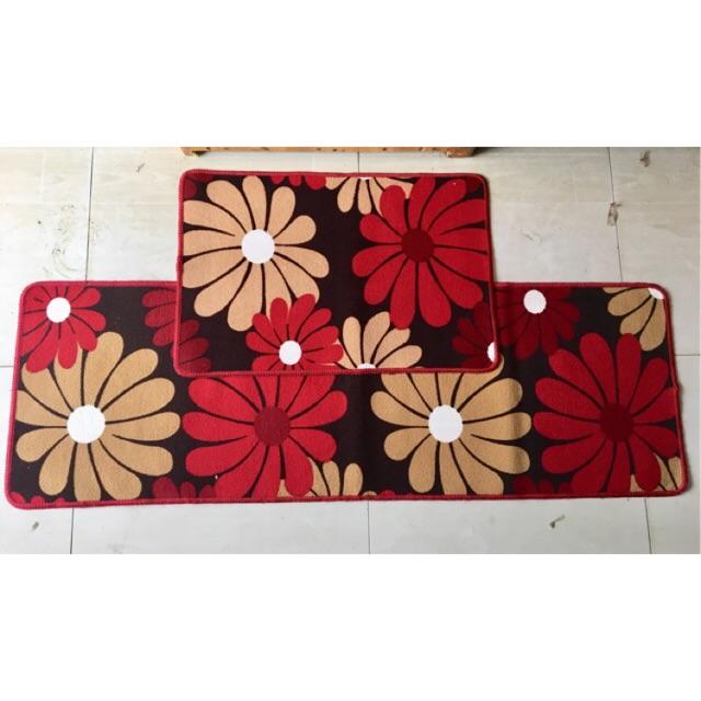 Set thảm trãi nhà bếp