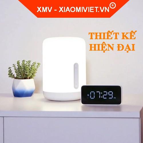 Đèn ngủ thông minh Xiaomi Mi Mijia Bedside Lamp 2 (Gen 2) MUE4093GL - Thay đổi màu sắc WRGB - Hàng chính hãng - BH 12T