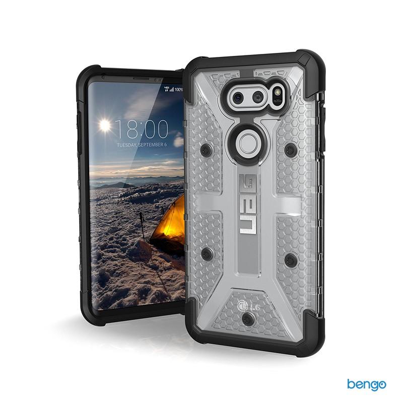 Ốp lưng LG V30 UAG Plasma - ICE - 2533930 , 905002403 , 322_905002403 , 890000 , Op-lung-LG-V30-UAG-Plasma-ICE-322_905002403 , shopee.vn , Ốp lưng LG V30 UAG Plasma - ICE