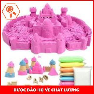 Bộ đồ chơi tạo hình cát động lực cho bé | TẠI BA ĐÌNH
