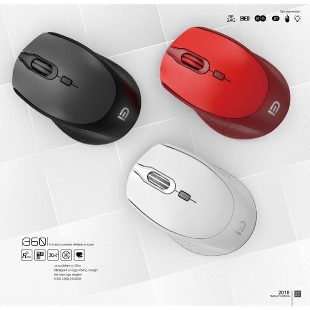 Mua [SALE 10%] Chuột không dây, mouse Forder FD i360 ở đâu?