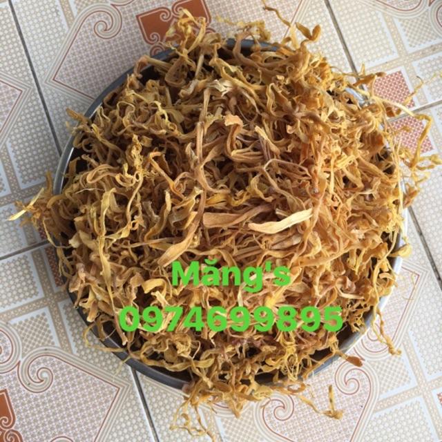 Măng xé khô sạch - non - giòn ( HÚT CHÂN KHÔNG)