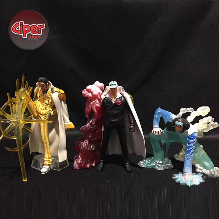 Mô hình 3 Đô Đốc Hải Quân One Piece - Akainu - Kizaru - Aokiji - 10022015 , 818398129 , 322_818398129 , 1699000 , Mo-hinh-3-Do-Doc-Hai-Quan-One-Piece-Akainu-Kizaru-Aokiji-322_818398129 , shopee.vn , Mô hình 3 Đô Đốc Hải Quân One Piece - Akainu - Kizaru - Aokiji