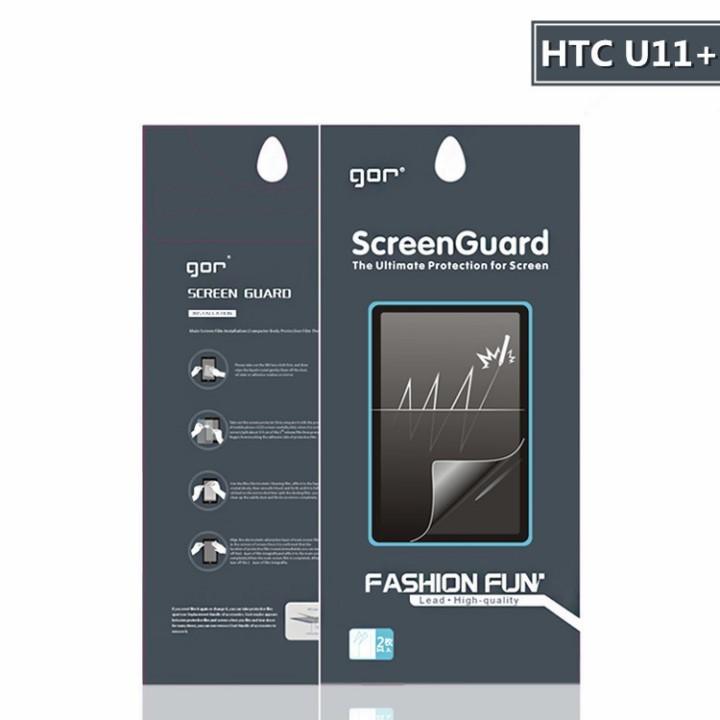 2 Dán màn hình HTC U11 Plus Gor