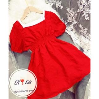 Váy đũi cho bé gái