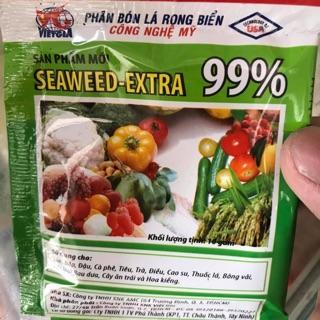 Phân bón lá rong biển Seaweed-Extra 99%