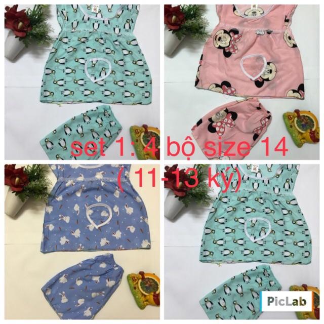 Combo 4 bộ đồ tole ( vải lanh) cho bé gái từ 11-22 ký - 3228774 , 447384719 , 322_447384719 , 185000 , Combo-4-bo-do-tole-vai-lanh-cho-be-gai-tu-11-22-ky-322_447384719 , shopee.vn , Combo 4 bộ đồ tole ( vải lanh) cho bé gái từ 11-22 ký