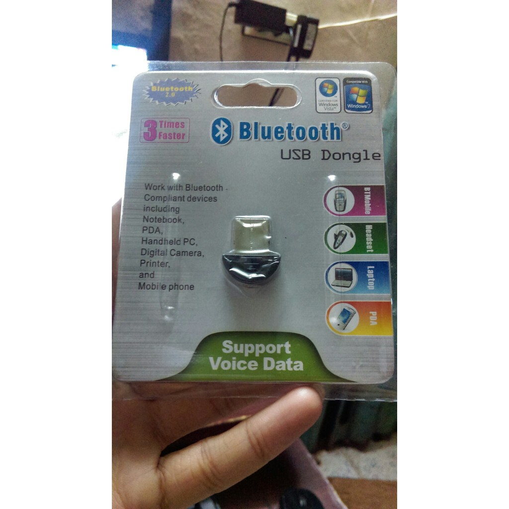 USB BLUETOOTH DONGLE 2.0 MINI