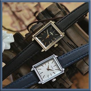 Đồng hồ nữ JULIUS JA787 dây da đen