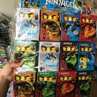 Vỉ 12 hộp lego ninjago ( sỉ đồ trẻ em ) thumbnail