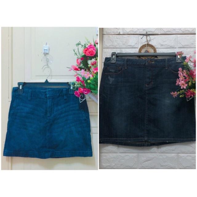 1015032795 - Chân váy jean Korea form ôm BIG SIZE