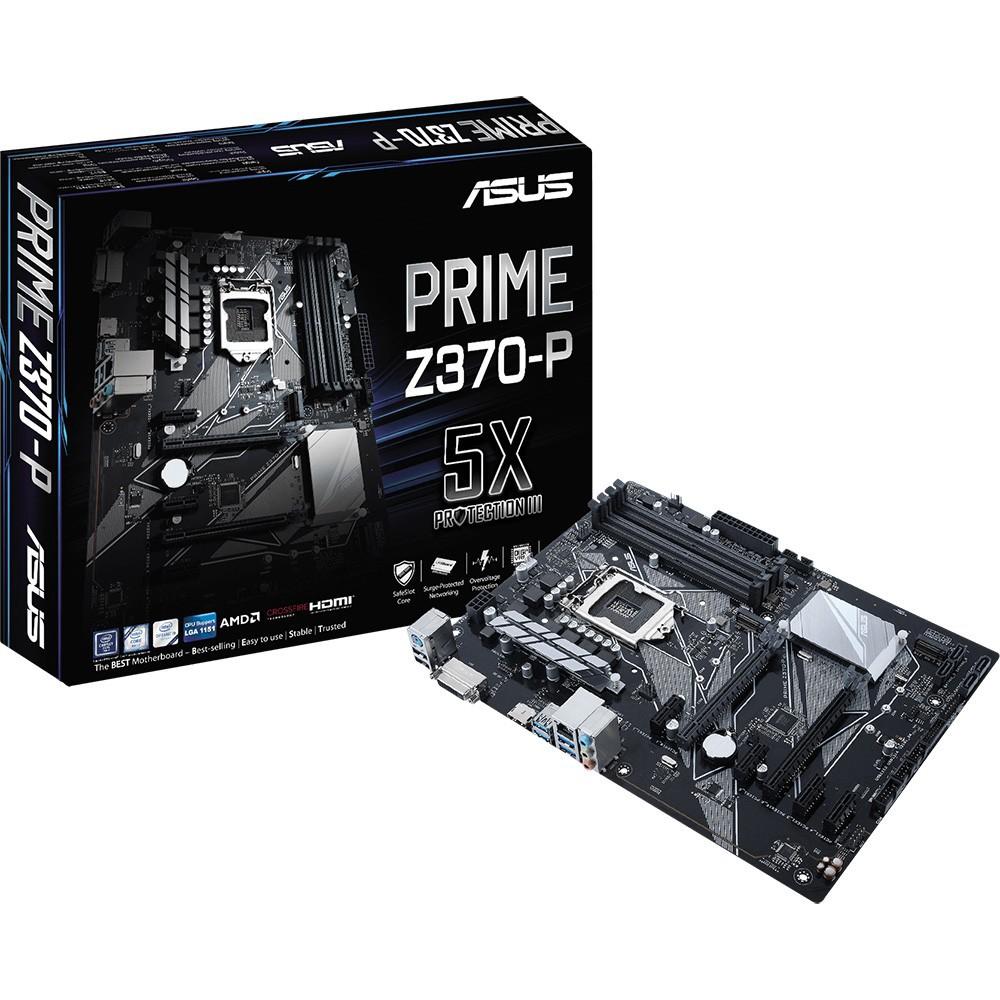 Bo mạch chính Mainboard Asus Prime Z370-P