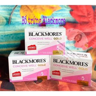 (Đủ Bill+Tem Chemist) Viên uống Tăng khả năng thụ Thai-Bổ Trứng Blackmore Úc