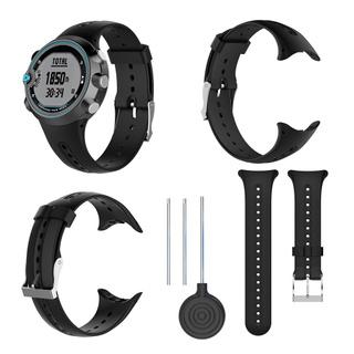 Đồng hồ thông minh bằng silicon thay thế cho Garmin
