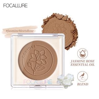 Phấn Tạo Khối Focallure JasmineMeetsRose Chất Kem Mịn Che Phủ Hoàn Hảo 3.7g