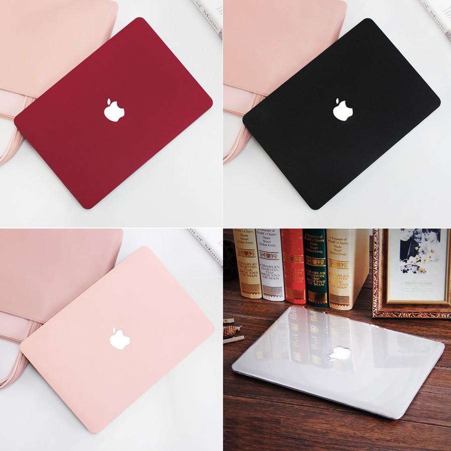 Case Ốp Macbook Tặng Kèm Nút Chống Bụi