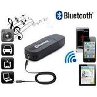 [Mã ELORDER5 giảm 10K đơn 20K] Usb bluetooth MZ-301, BT163 có jack audio chuyển loa thường thành loa bluetooth