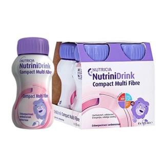Sữa Nutrinidrink compact Multi Fibre 125ml