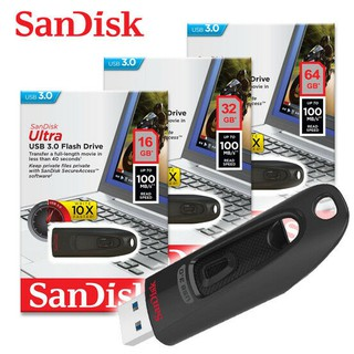 USB 3.0 SanDisk Ultra CZ48 128GB-256GB