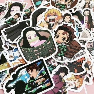 Set 50 Miếng Dán Trang Trí Hình Anime Nhật Bản Độc Đáo thumbnail