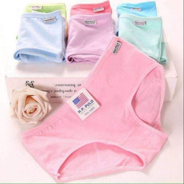 Combo 30 quần lót cotton nữ Mã 001 - 3272134 , 958594315 , 322_958594315 , 280000 , Combo-30-quan-lot-cotton-nu-Ma-001-322_958594315 , shopee.vn , Combo 30 quần lót cotton nữ Mã 001