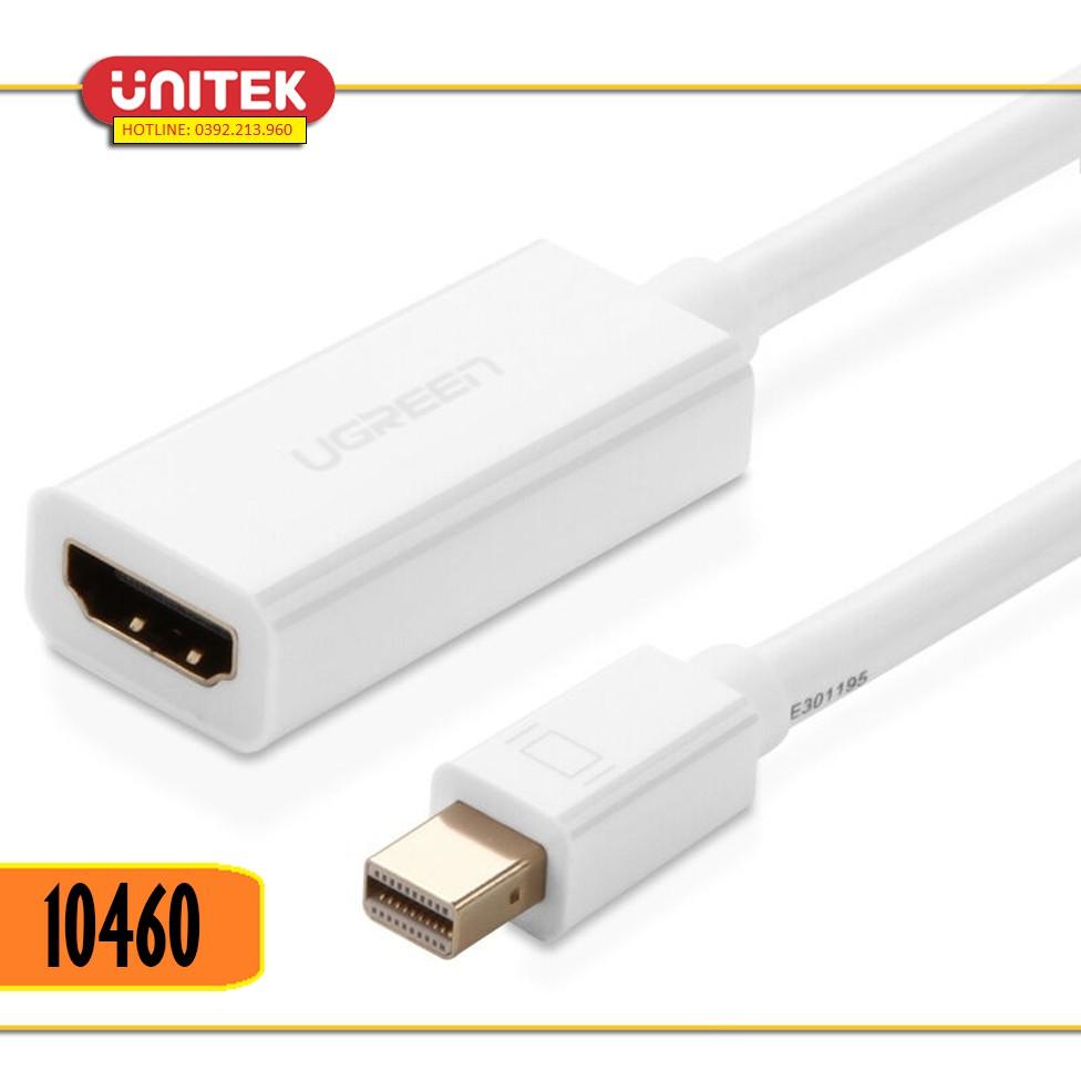 Cáp Mini displayport to HDMI Ugreen 10460/10461