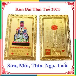 Kim Bài Thái Tuế 2021