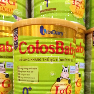 Sữa colosBaby gold 400g(0)