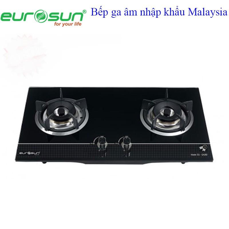 Bếp ga âm 2 lò EUROSUN EU - GA282 nhập khẩu Malaysia - 3468243 , 1255333472 , 322_1255333472 , 5138000 , Bep-ga-am-2-lo-EUROSUN-EU-GA282-nhap-khau-Malaysia-322_1255333472 , shopee.vn , Bếp ga âm 2 lò EUROSUN EU - GA282 nhập khẩu Malaysia