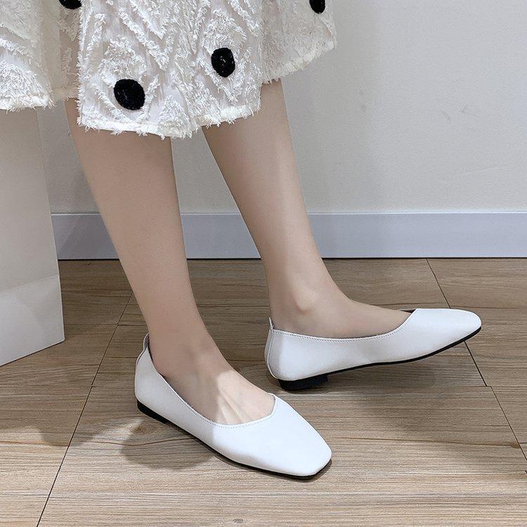 Giày Búp Bê Đế Bằng Thời Trang Thanh Lịch Dành Cho Nữ